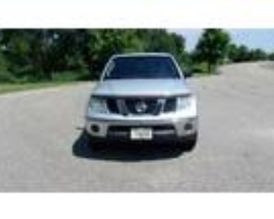 2008 Nissan frontier Silver, 191K miles