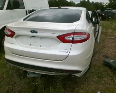 Converter/inverter/charger Ford Fusion 13 14 15