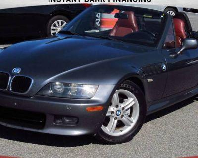 2000 BMW Z3 Coupe 2.5i