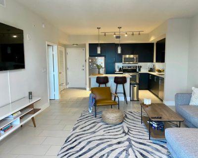 Spacious Apartment in Heart of Brickell, Miami, FL