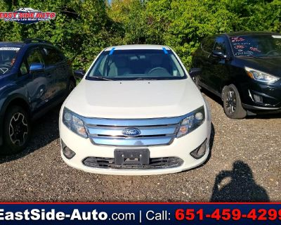 Used 2011 Ford Fusion 4dr Sdn S FWD