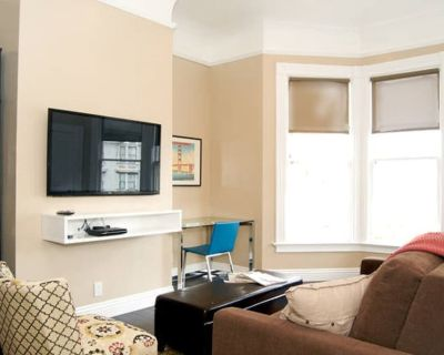Remodeled Beauty Spacious One Bedroom in Haight Ashbury - Buena Vista