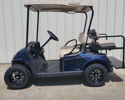 2021 E-Z-GO Freedom RXV Elite 2.0 Electric Golf Carts Tifton, GA