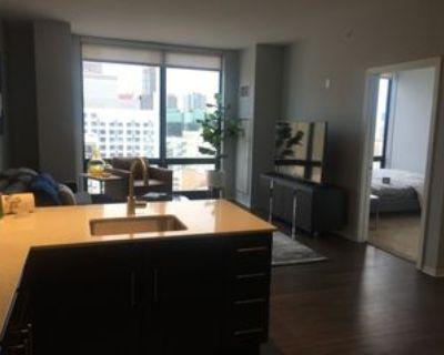 765 West Adams Street #702, Chicago, IL 60661 1 Bedroom Apartment