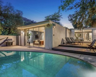 Mid-Century Beverly Hills Oasis w/private pool - Los Angeles