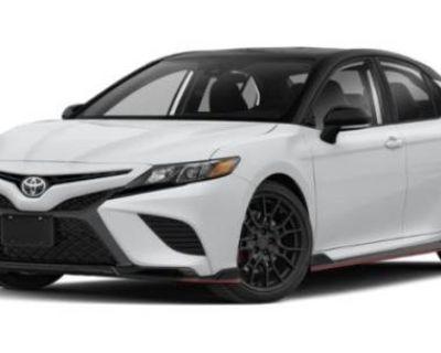 2021 Toyota Camry TRD V6