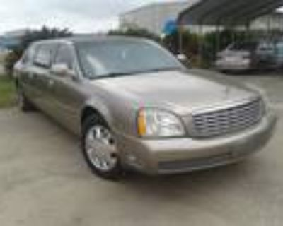 2005 Cadillac Professional - LIMO Base FWD Champagne,