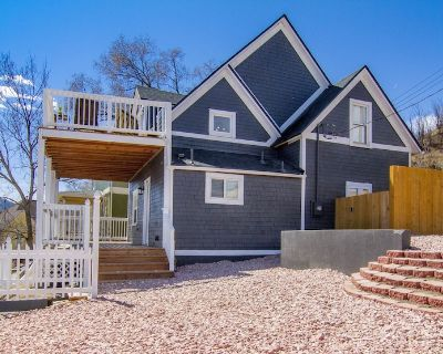 Nestled in Old Colorado City, With Panoramic Views of Co Springs Skyline - Old Colorado City