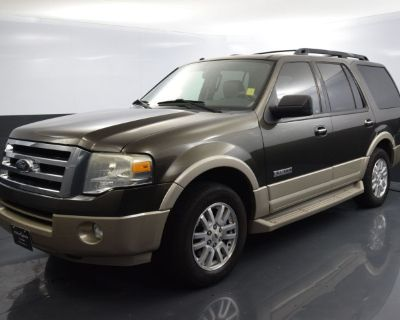Pre-Owned 2008 Ford Expedition Eddie Bauer Rear Wheel Drive SUV