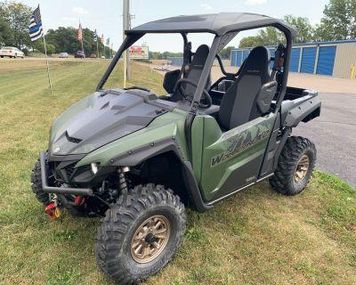 2021 Yamaha Wolverine X2 850 XT-R Utility Sport Belvidere, IL