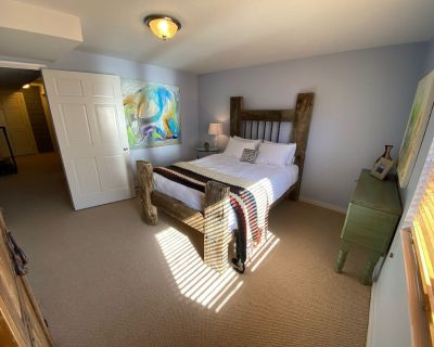 """Quiet Stay and Patio in """"Swiss"""" Midway, near Park City - Midway"""