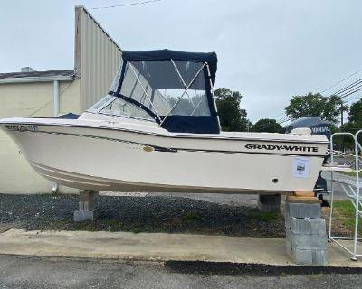 2004 Grady-White Seafarer 228