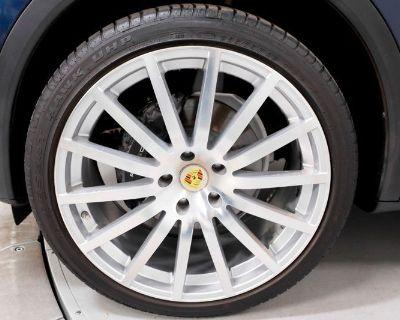 """WTS/WTT 22"""" Wheels + Rims for Cayenne"""