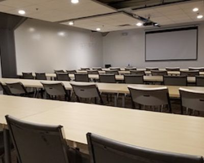 Training Room for 30 at Thrive Workplace @ Ballpark
