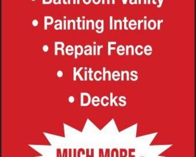 MINOR RENOVATIONS - Install...