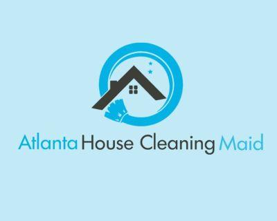 Atlanta House Cleaning Maid
