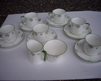 CHINA TEA SET ENGLAND