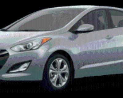 2015 Hyundai Elantra GT Hatchback Automatic
