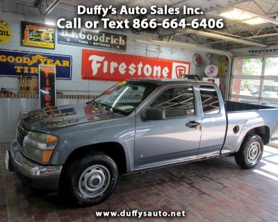 """Used 2006 GMC Canyon Ext Cab 125.9"""" WB 2WD Work Truck"""