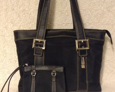 Swiss gear large shoulder tote for laptop and shopping