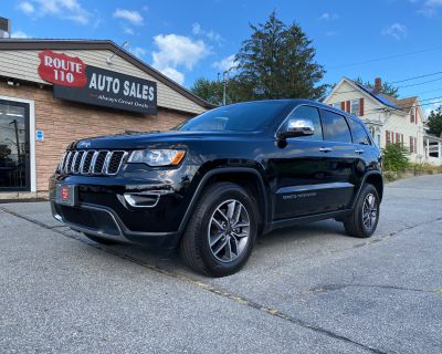Used 2020 Jeep Grand Cherokee LIMITED