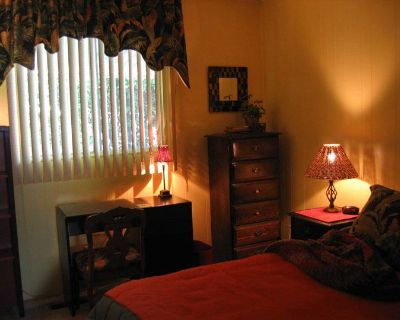 Beautiful Fully Furnished Room Available Now