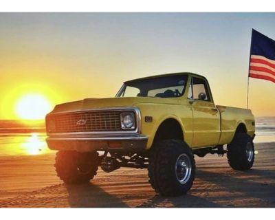 1972 Chevrolet 1/2 Ton Shortbox
