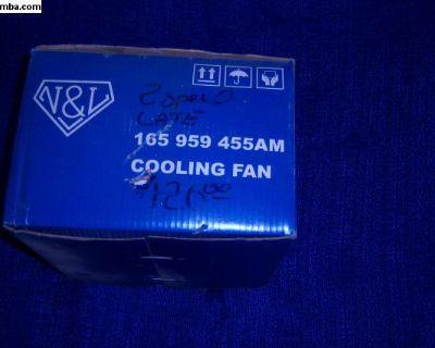 2 speed radiator fan golf/jetta