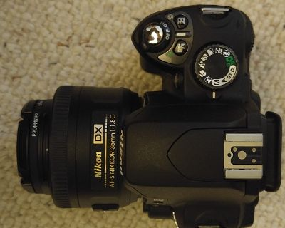 FS: Holiday Cleanout!!! Nikon D60 and Much More!