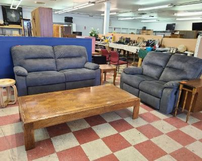 Local Multiple Estates, Grand Furniture Surplus, Consignments