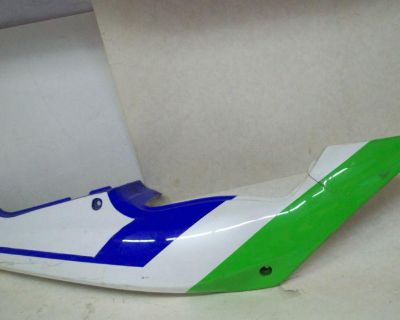 Used, Right Side Tail Piece For A Kawasaki Zx750j 1991-92. Zx7 Ninja Side Cover