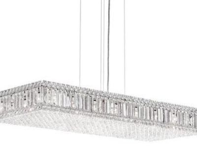 Buy Schonbek 2274 Quantum 23 Lights 39 inch Pendant | Chandelier | Graysonluxury.com