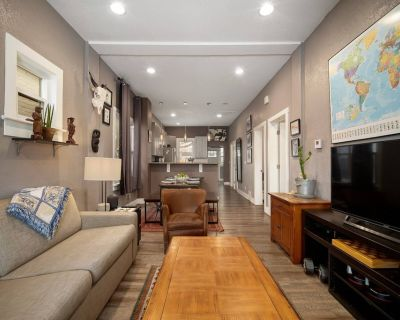 NEW! well-appointed getaway near RiNo & light rail in center of Denver / FIRE PIT: The Cole Bungalow - Cole