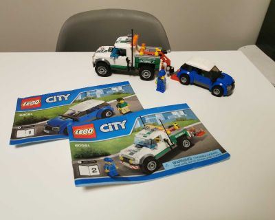 """LEGO City #60081 """"Pickup Tow Truck"""""""