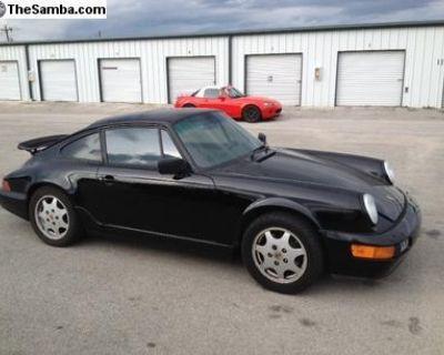 1989 Porsche C4 Manual Transmission