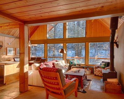 Beautiful Panorama 4 Bedroom Chalet excellent ski access - Panorama