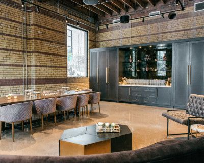 Elegant Industrial Style Event Venue, Toronto