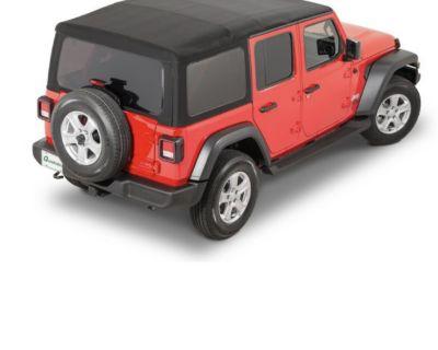 Washington - Jeep JL Mopar Soft Top
