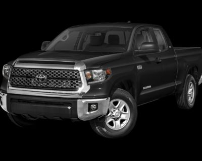 New 2021 Toyota Tundra SR5 Double Cab 6.5' Bed 5.7L (Natl) In-Transit