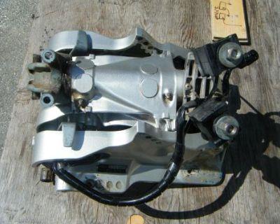 Honda 40/50 Mounting Swivel Bracket W/ Trim Tilt And Lower Motor Mounts Clean