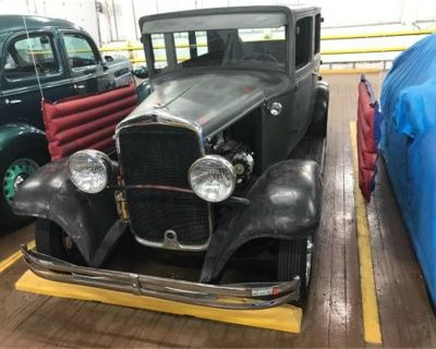 1929 DeSoto 4-Dr Sedan