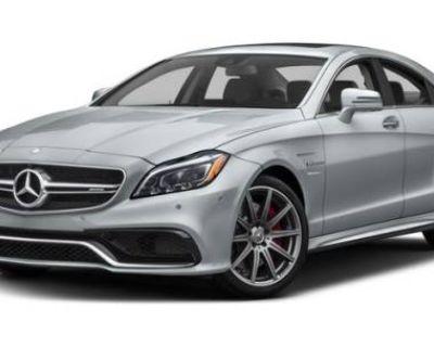 2016 Mercedes-Benz CLS AMG CLS 63 S