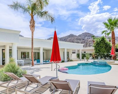 Gorgeous Home with Private Pool, High-Speed WiFi, Central AC, & Private W/D - Indian Wells