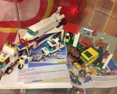 LEGO Bricks and Minifigures