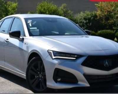 2021 Acura TLX A-Spec Package