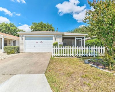 NEW! Sunny Home in The Villages w/ Pool Access! - Chatham