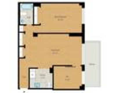 The Seville - 1 Bedroom + Den