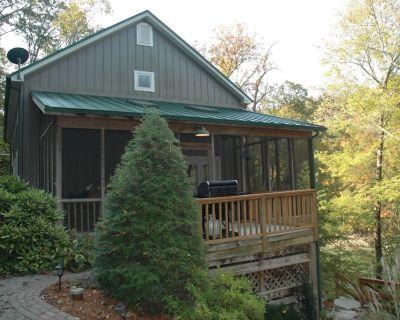 Nauti & Nice @ Norris - a copious cozy cabin on the cove - Maynardville