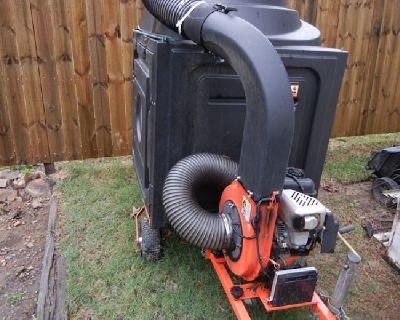 Lawn/Leaf Vacuum