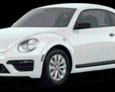 2018 Volkswagen Beetle S Coupe